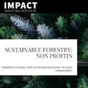 Group logo of Impact Investing in Mass Timber